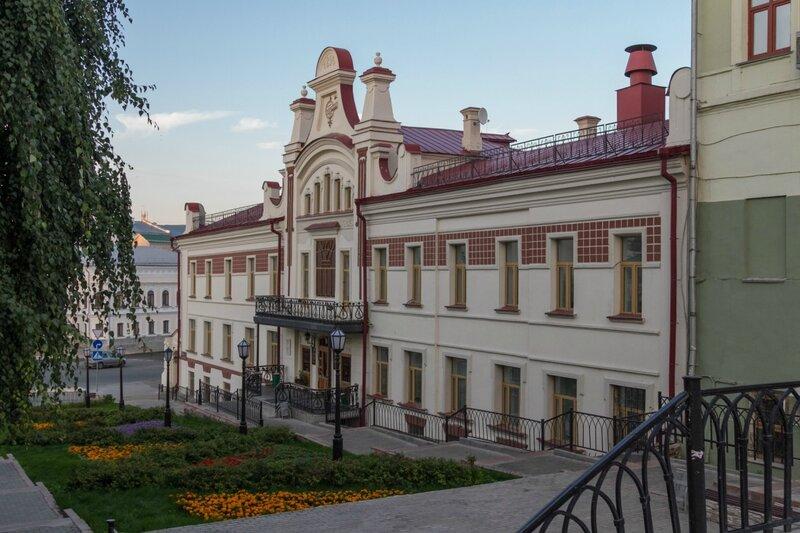 Дом печатника Харитонова, Казань