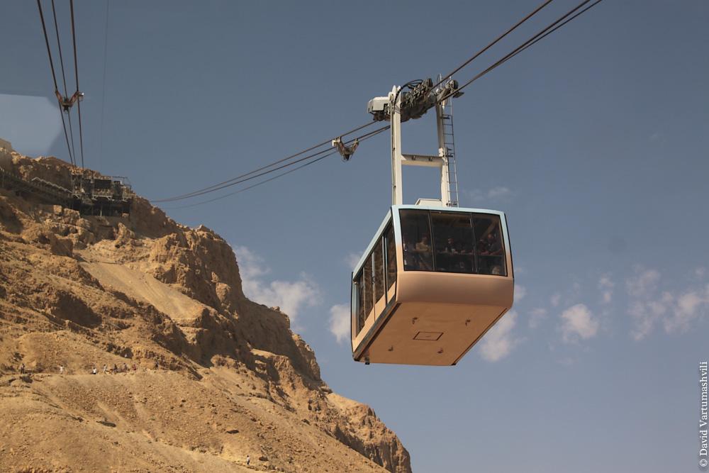 Израиль, Масада