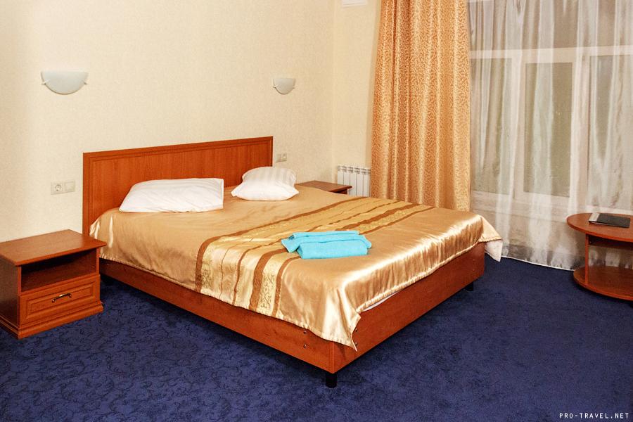 гостиница Двина в Великом Устюге