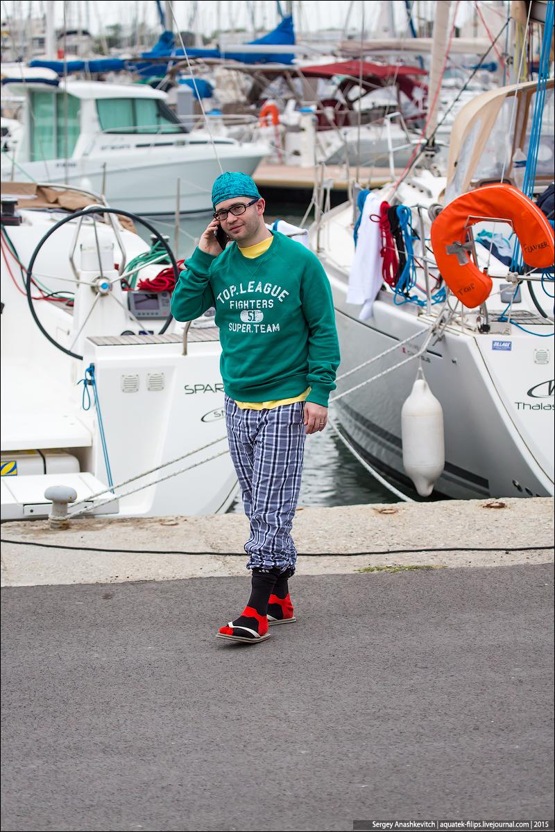 Что такое яхтинг
