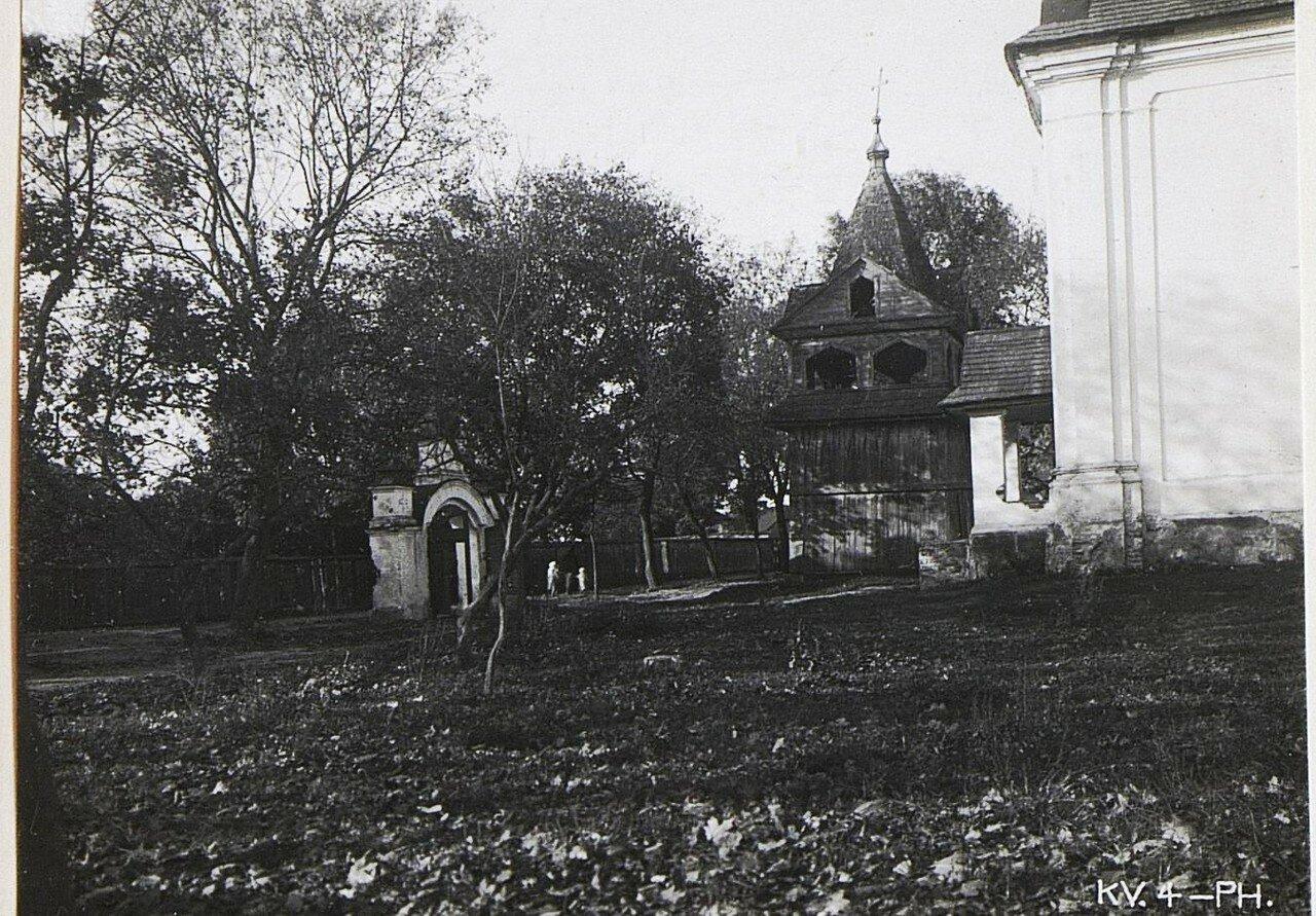 Церковная постройка