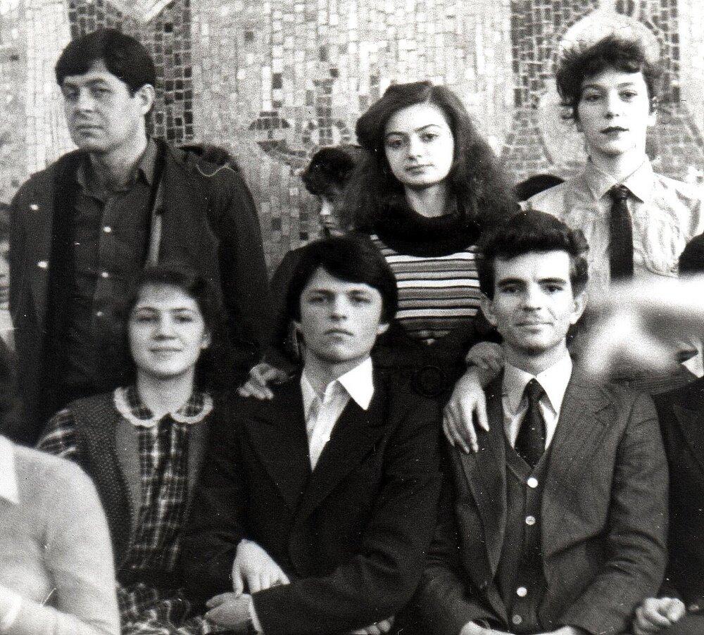 1983. СШ №2