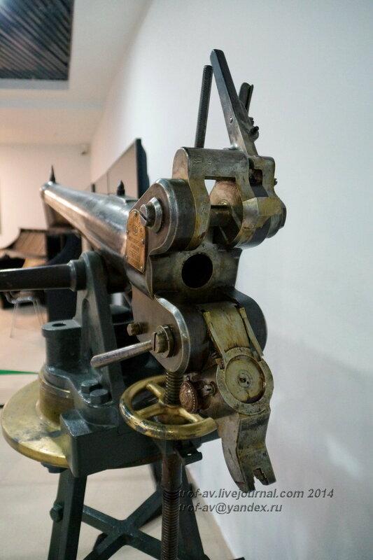 47-мм противоминная пушка системы Энгстрема, 1880-е, Центральный военно-морской музей, Санкт-Петербург