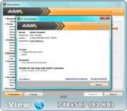 Проигрыватель - AIMP 3.60 Build 1451 RC2 + Portable