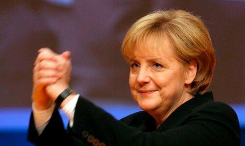 Канцлер Германии Ангела Меркель признана самой влиятельной женщиной в мире по версии  Forbes