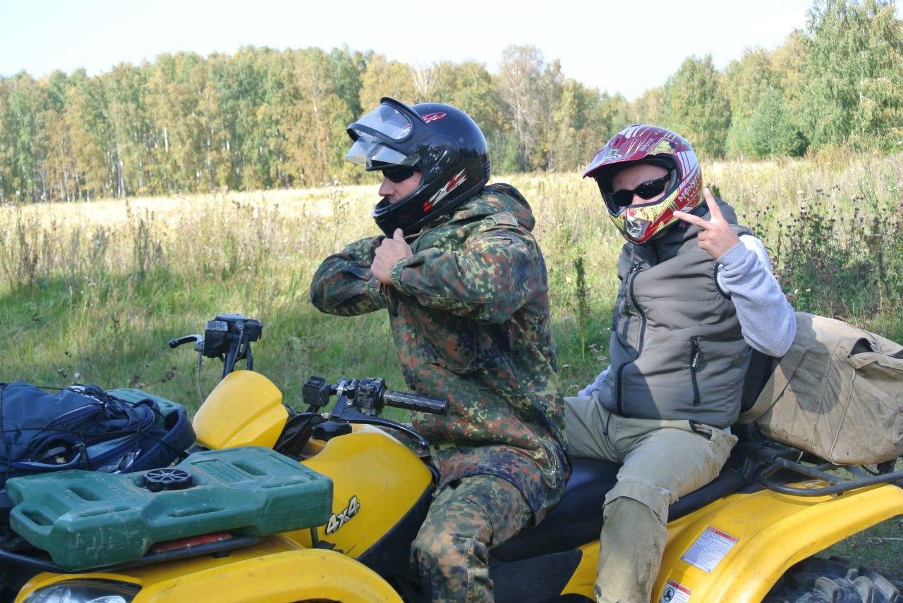 Ищем нелегкий путь в сторону Коркино (19.10.2015)