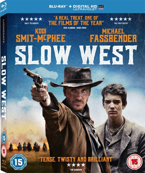 Строго на запад / Медленный Запад / Slow West (2015/BDRip/HDRip)