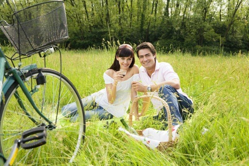 Что брать с собой на велопоездку на природу
