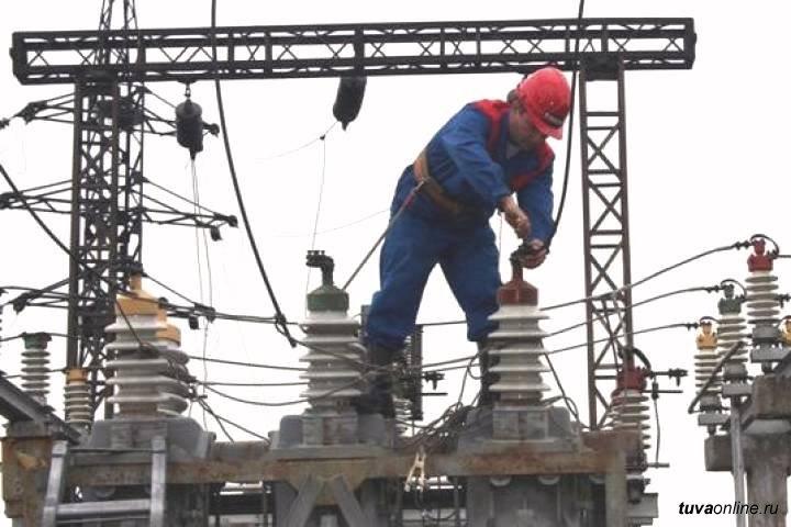 Из-за аварии надороге вКызыле 12 тыс. граждан Тувы остались без света