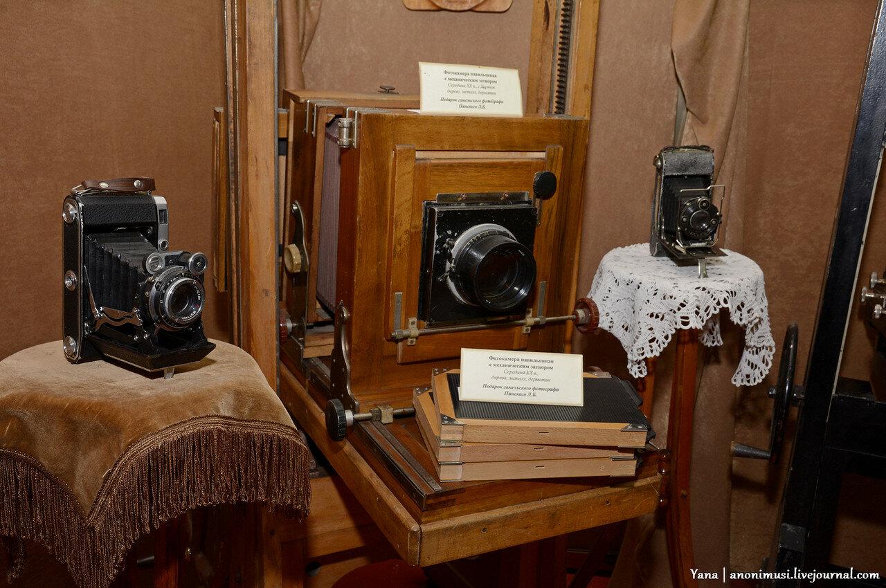 Музей истории Гомеля или Охотничий домик. Гомель.