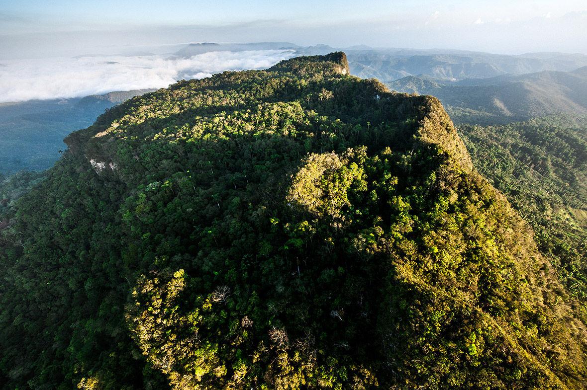 23 Баракоа является старейшим городом Кубы, он был основан в 1511 году.Согласно одной из версий, Хри