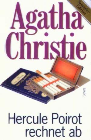 Книга Hercule Poirot rechnet ab