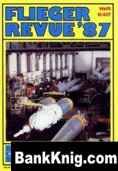 Журнал Flieger Revue №11  1987