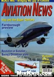 Книга Aviation News 2004-08
