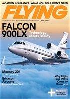 Журнал Flying №3 (март), 2012 / US