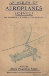 An Album of  Aeroplanes (Civil)