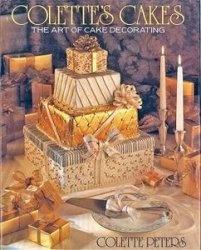 Книга Colette's Cakes: The Art of Cake Decorating