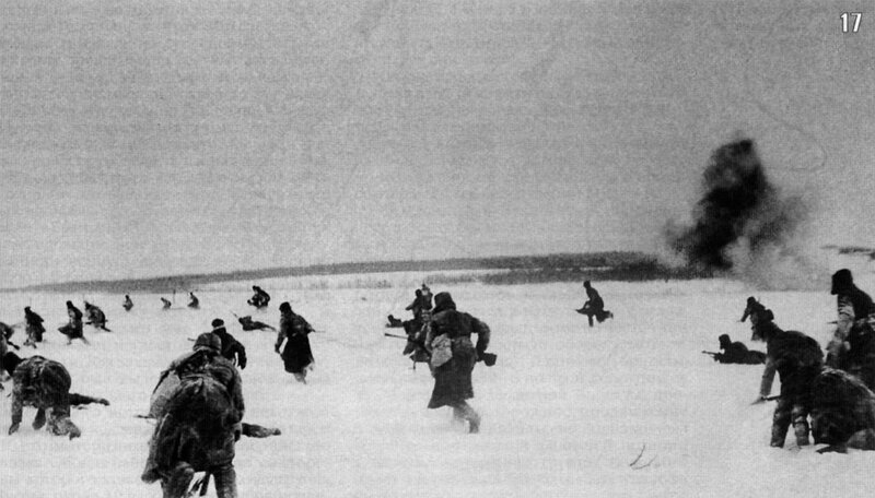 1st Guards tank brigade in Moscow battle