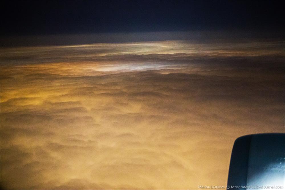 Ночная подсветка Москвы