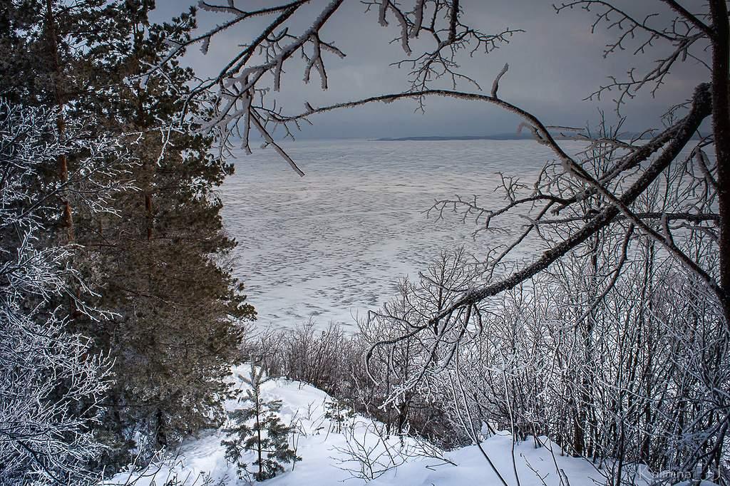 Тетюшские водопады (Монастырское)
