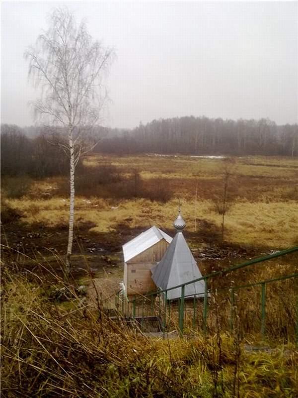 Аномальные зоны Ивановской области
