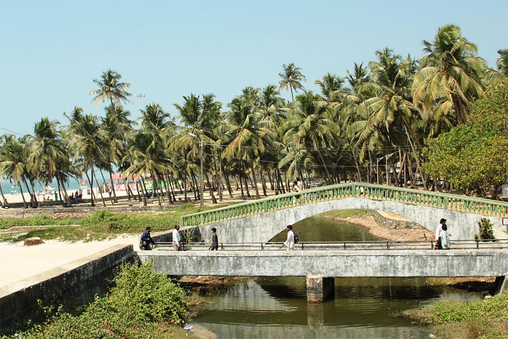 Фото 9. Отдых в Индии. В городке Кольва
