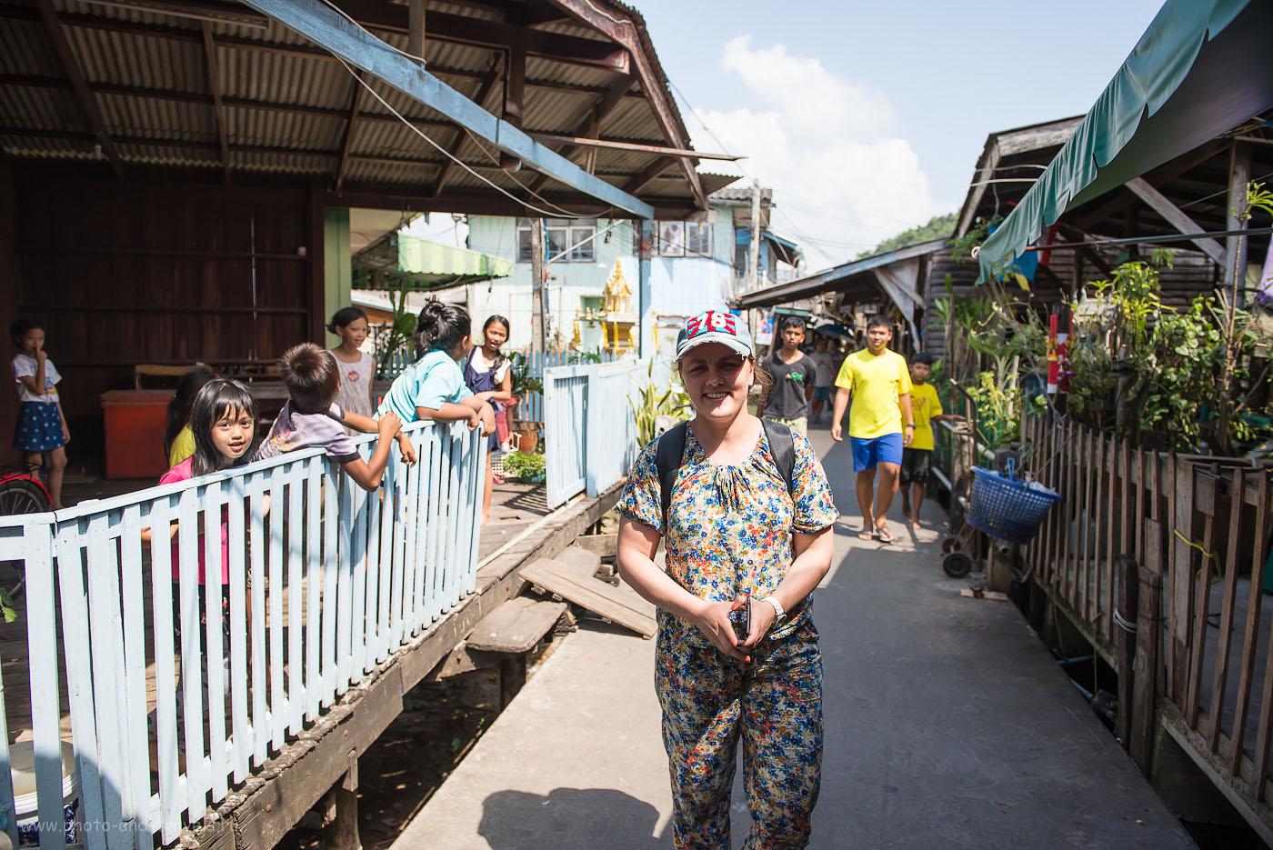 Фото 25. Путешествие по глубинке Таиланда. В центре внимания (320, 24, 4.0, 1/250)