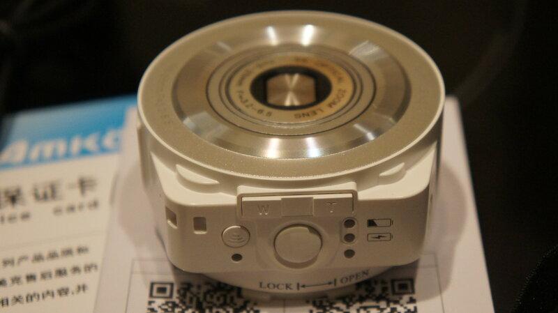 GearBest: Камера-объектив для смартфона Amkov SP-W501 (JQ-1)