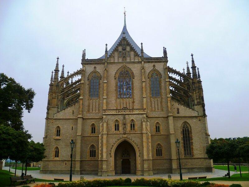Собор Святой Варвары, Кутна Гора (Cathedral of St. Barbara, Kutna Hora)