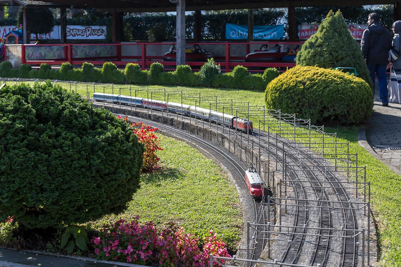 Парк Swissminiatur