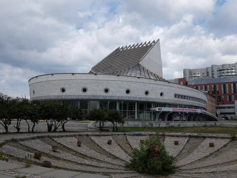 Новосибирск - Молодежный театр Глобус