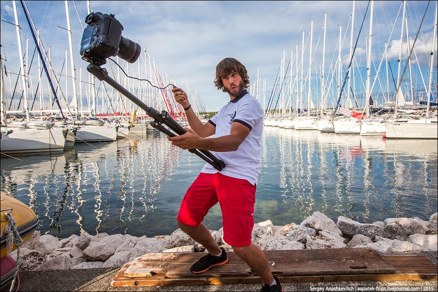 Как делают селфи профессиональные фотографы