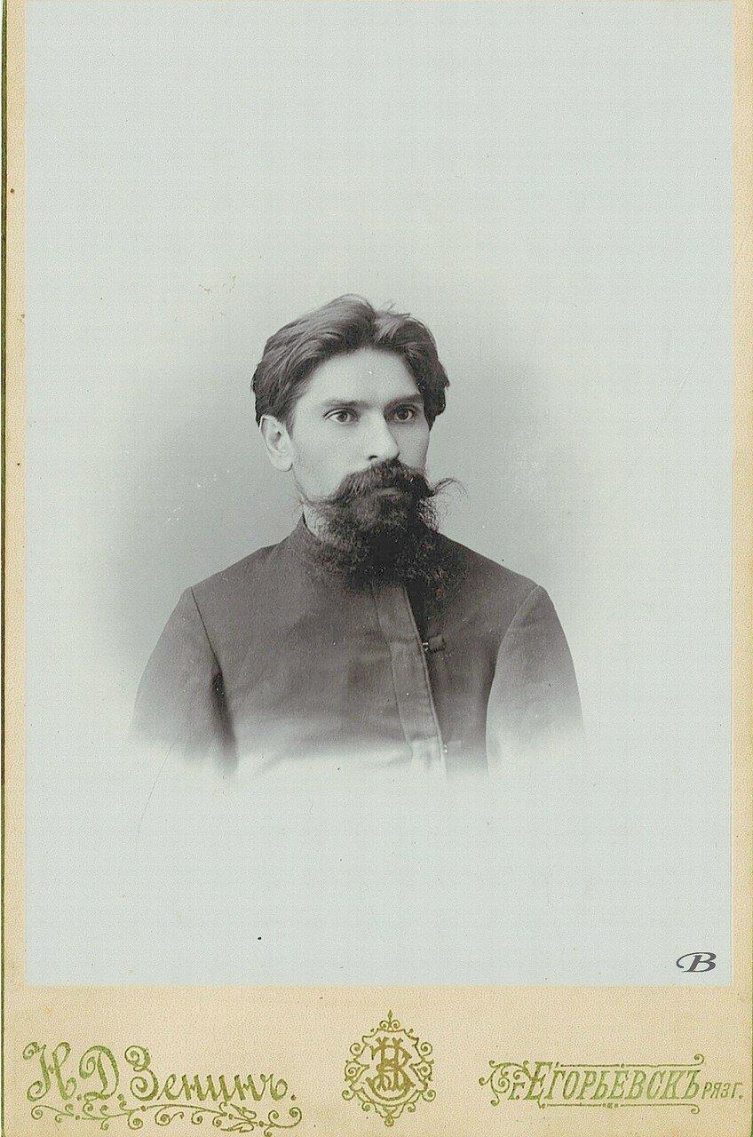 Василий Григорьевич Усов -начетчик, брат предстоятеля зарубежной части Русской православной старообрядческой церкви