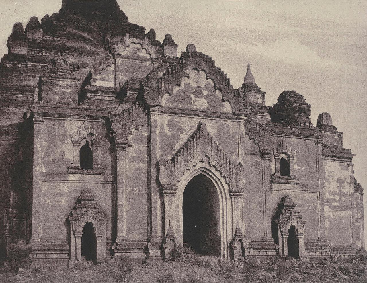 Паган. Пагода Дамаянгуй