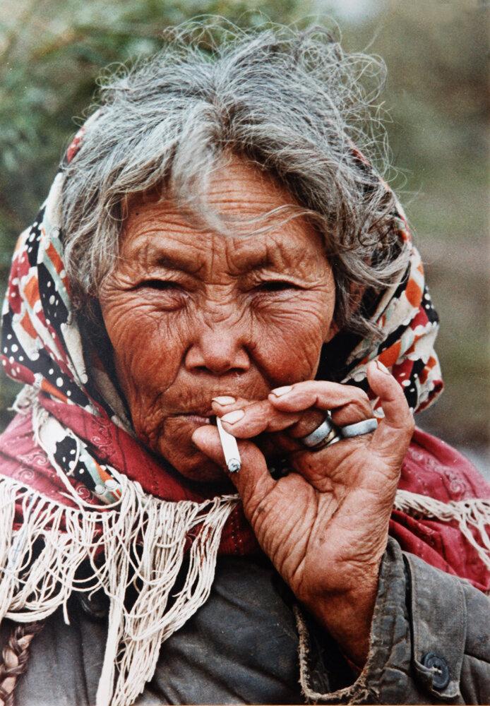 1972. Мать рыбаков