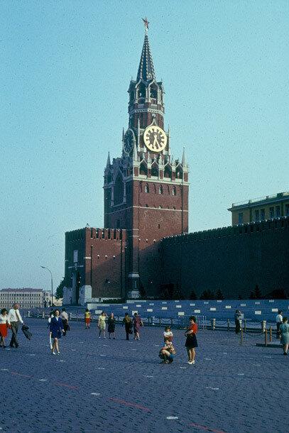 06. Кремль. Спасская башня