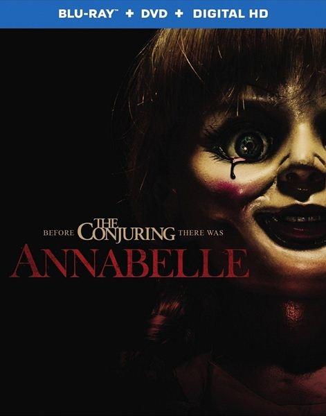 ��������� �������� / Annabelle (2014/BDRip/HDRip)