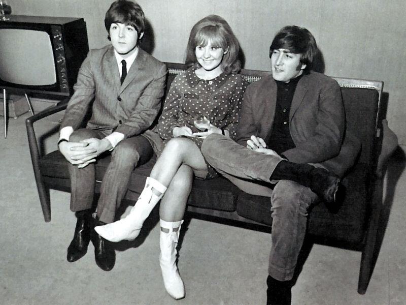 556 Пол Маккартни, Лулу, Джон Леннон - с 1965 год.jpg