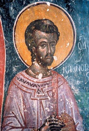 Святой Апостол от 70 Никанор.
