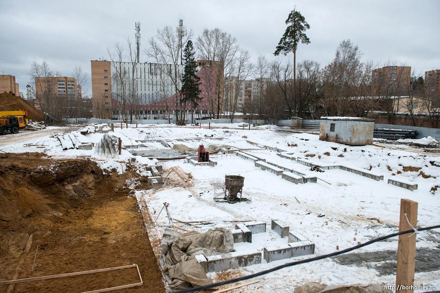 начало строительства жилья в Сарове