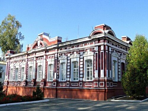 Мужская гимназия 1877