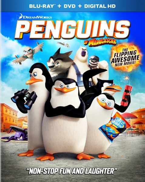 Пингвины Мадагаскара / Penguins of Madagascar (2014) BDRip 1080p/720p + HDRip + WEB-DL 1080p/720p + WEB-DLRip