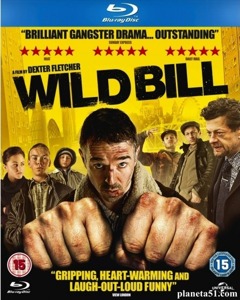Дикий Билл / Wild Bill (2011/BDRip/HDRip)