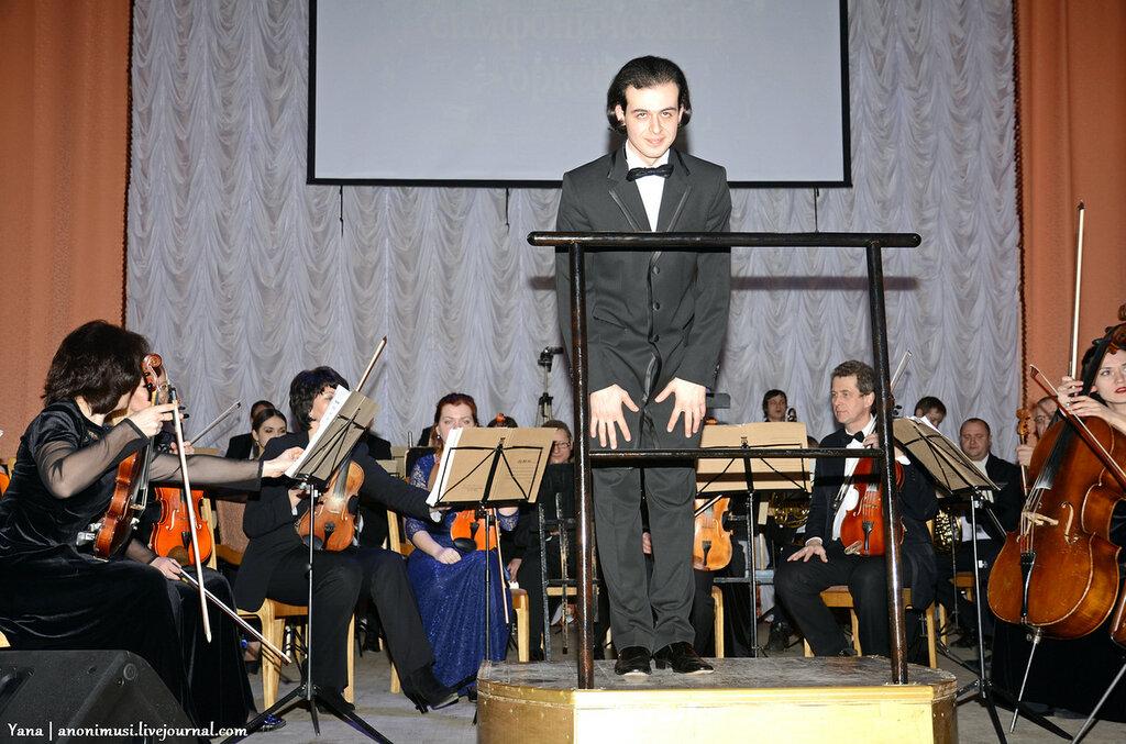 Вечер памяти основателя Гомельского симфонического оркестра В.Д. Кравцова