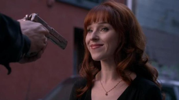 Актриса Рут Коннелл о своей роли ведьмы Ровены в сериале «Сверхъестественное»
