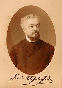 Герард Владимир Николаевич (1839-1903) - адвокат, судебный оратор