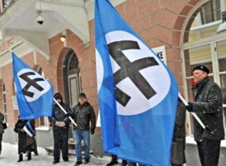 """Россия и Запад: Америка на себе ощутила """"прелести"""" воспитанных ею нацистов в Прибалтике"""