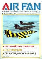 Журнал AirFan 1982-11