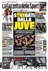 Журнал La Gazzetta dello Sport (05.05.2014)