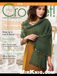 Журнал Crochet! - Autumn 2014